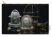 Natuical - Vintage Ship Deck Lights Carry-all Pouch
