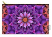 Natural Attributes 15 Square Carry-all Pouch