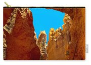 Natural Bridge Bryce Carry-all Pouch by Robert Bales