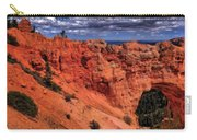 Natural Bridge In Bryce Canyon Carry-all Pouch
