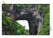 Natural Bridge In Rockbridge County Virginia Carry-all Pouch