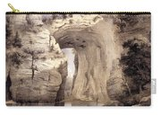 Natural Bridge, Rockbridge County Carry-all Pouch