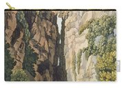 Natural Bridge, Valle Dicononzo Carry-all Pouch