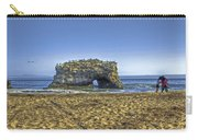 Natural Bridges And Lovers Carry-all Pouch