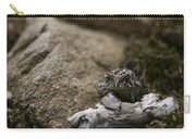 Natural Expression Of A Fowler Toad  Carry-all Pouch
