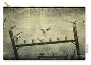 Natural Order Carry-all Pouch by Andrew Paranavitana