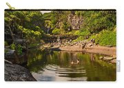 Natural Pool - The Beautiful Scene Of The Seven Sacred Pools Of Maui. Carry-all Pouch