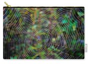 Natural Stained Glass Carry-all Pouch