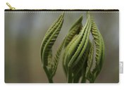 Natural Texture Carry-all Pouch