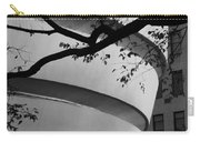 Nature And Architecture In Black And White Carry-all Pouch