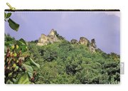 Nature And Medieval Ruins Carry-all Pouch