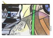 Nature And Nurture Carry-all Pouch by Helena Tiainen