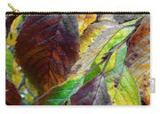 Nature Has Been Recycling For Ages  Carry-all Pouch