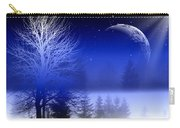 Nature In Blue  Carry-all Pouch