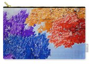 Nature In Its New Colors Carry-all Pouch