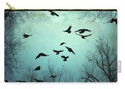 Nature In Motion Carry-all Pouch