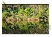Nature Mirrored Carry-all Pouch
