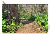 Nature Path Carry-all Pouch