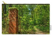 Nature Reclaims Carry-all Pouch