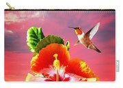 Nature's Beauties Carry-all Pouch
