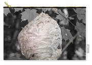 Natures Bee Hive Carry-all Pouch