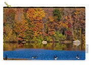 Natures Colorful Autumn Carry-all Pouch