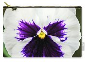 Nature's Purple Angel Carry-all Pouch