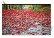 Nature's Red Carpet Carry-all Pouch