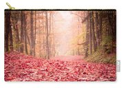 Nature's Red Carpet Revisited Carry-all Pouch