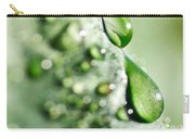 Nature's Teardrops Carry-all Pouch