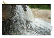 Natures Water Fountain Carry-all Pouch
