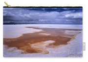 Natures Watercolours On The Salar De Uyuni Carry-all Pouch