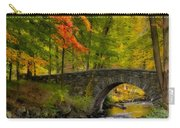 Natures Way Carry-all Pouch by Susan Candelario