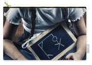 Naughty School Girl Carry-all Pouch