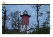 Nauset Lighthouse Amid The Scrub Pines Carry-all Pouch