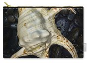 Nautical Tropical Seashell Carry-all Pouch