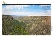 Navajo Canyon Overlook On Chapin Mesa Top Loop Road In Mesa Verde National Park-colorado Carry-all Pouch