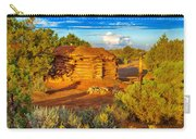 Navajo Hogan Canyon Dechelly Nps Carry-all Pouch