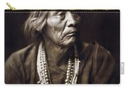 Navajo Medicine Man, C1904 Carry-all Pouch