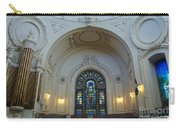 Naval Academy Chapel Side Portal Carry-all Pouch