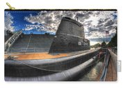 Naval Base At Erie Basin Marina Carry-all Pouch