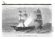 Naval Battle, 1779 Carry-all Pouch