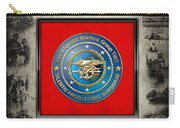 Naval Special Warfare Group Two - N S W G-2 - Over Navy S E A Ls Collage Carry-all Pouch
