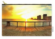Navarre Beach Iphone Sunset 02 27 2015 Carry-all Pouch