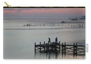 Navarre Beach Sunset Pier 30 Carry-all Pouch