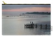 Navarre Beach Sunset Pier 31 Carry-all Pouch
