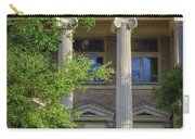 Navarro County Courthouse Carry-all Pouch