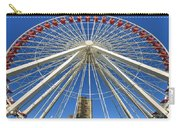 Navy Pier Ferris Wheel Carry-all Pouch