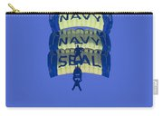 Navy Seal Leap Frogs 3 Vertical Parachutes Carry-all Pouch