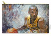 Nba Lakers Kobe Black Mamba Carry-all Pouch